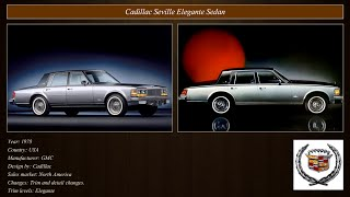 Classic Cars Collection: Cadillac 1976-1980