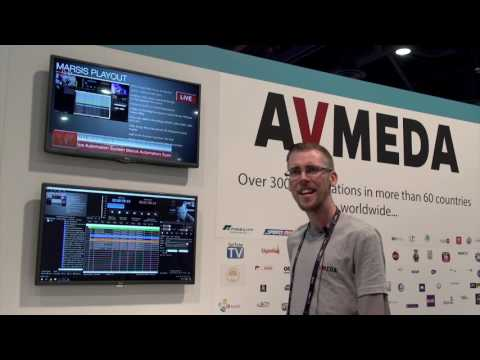 Bluefish444 and Avmeda at NAB Show 2017