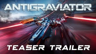 Antigraviator STEAM cd-key GLOBAL