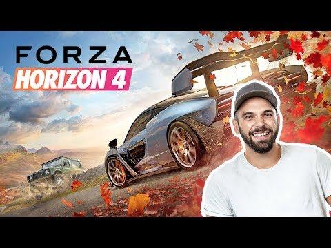 NEJKRÁSNĚJŠÍ ZÁVODNÍ HRA!   Forza Horizon 4