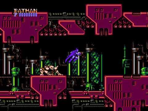 [TAS] NES Batman by DreamYao in 09:19,75