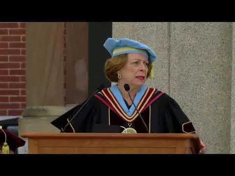 Commencement 2018: Dr. Paula Rooney