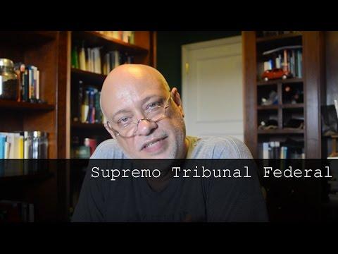 Supremo Tribunal Federal - Luiz Felipe Pondé