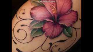 Hawaiian Flowers Tattoos Design And Meanings