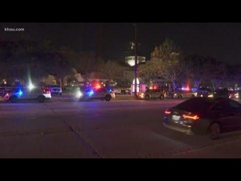 1 dead, 1 hurt in church parking lot shooting