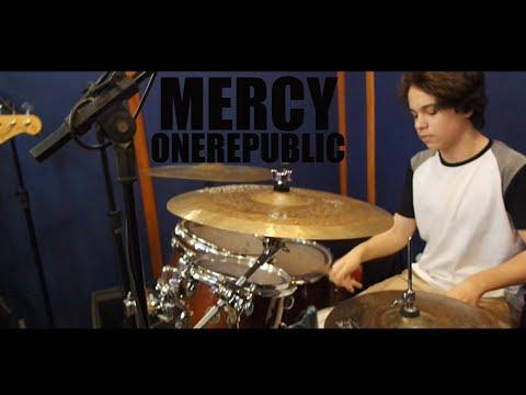 OneRepublic - Mercy (Band Cover)