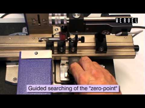<strong>MECLAB.T40</strong><br />Off-line checking of full carbide tools