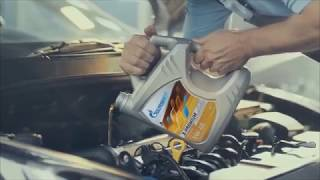 Gazpromneft Engine Oils – 15.000 km of confidence