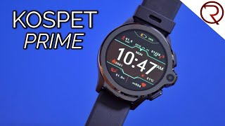 "Kospet Prime 4G Smartwatch Review - 1260mAh Battery, 1.6"" Screen"