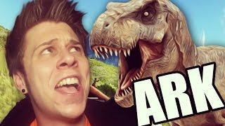 DINOSAURIOS AGRESIVOS | Ark Survival Evolved