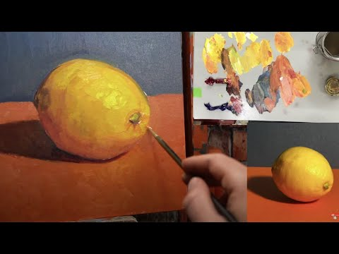 The oil painting course I wish I had when I started