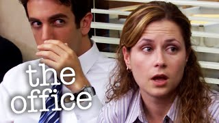 The Improvised Kiss - The Office US