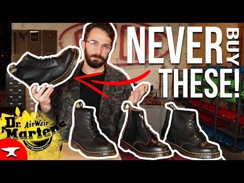 "(Top 4) Dr. Martens 1460 Boots - [LEATHER REVIEW] - ""doc marten"""