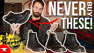 (Top 4) Dr. Martens 1460 Boots - [LEATHER REVIEW] - Doc Marten