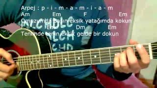 Gitar Dersi - Eksik (Mustafa Ceceli)