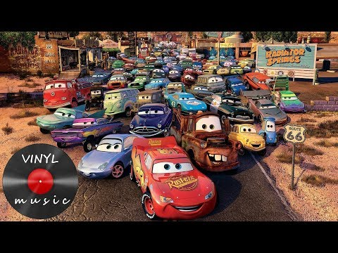 20. The Big Race (Cars Soundtrack)