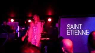 "Saint Etienne: ""Lose That Girl"" @Mondo 2012-11-16"