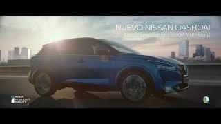 Nuevo Nissan Qashqai. Electrificado con tecnología Mild Hybrid Trailer