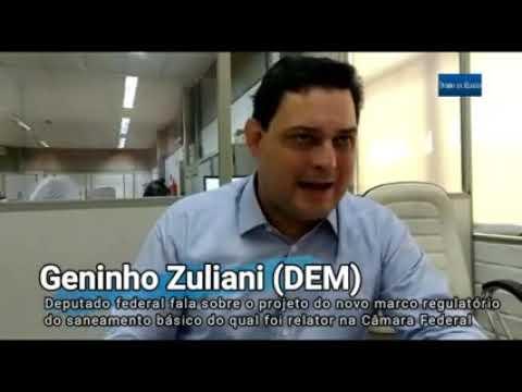 Entrevista Deputado Federal Geninho Zuliani