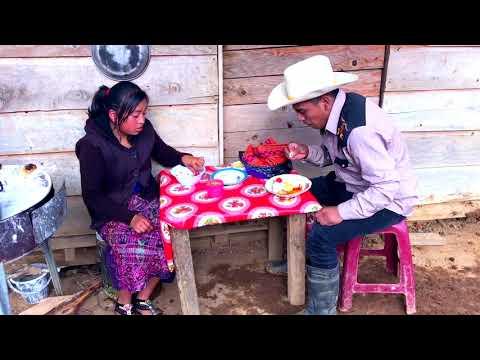 La vida en el campo ( Guatemala )