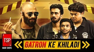 TSP's Bade Chote || Khatron Ke Khiladi Spoof