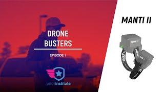 Drone Busters - Testing the Manti II $120 Parachute for DJI Mavic
