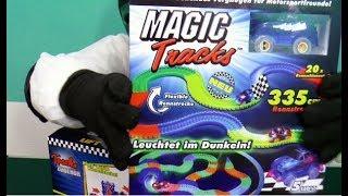 Magic Tracks Starter Set und Lift [Broszio] Leuchtet im Dunkeln!  Review