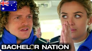 Nick & Sophie's Sky Dive Goes Wrong | Bachelor Australia