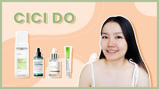 @Cici Do | Before & After Results of Korean Skincare Products