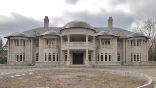 Forgotten Abandoned Billionaires 18 MILLION DOLLAR Mansion