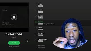 DBTK-CHEAT CODE-(FULL ALBUM) *REACTION*