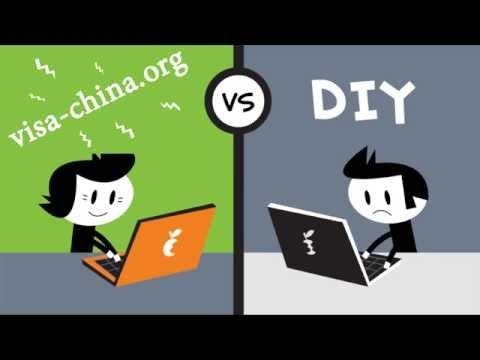 Как получить визу в Китай? Visa-china.org