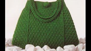 Crochet bag| Free |Crochet Patterns|161