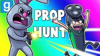 Gmod Prop Hunt Funny Moments (Garry's Mod)