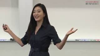 Christine Hong: The Art of Managing Life's Transitions