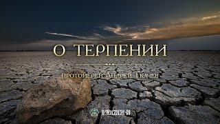 О терпении. Закон Божий с протоиереем Андреем Ткачевым