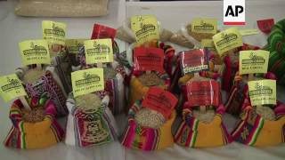 Farmers Experiment With Quinoa As Demand Grows
