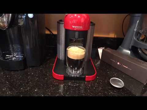 Nespresso Vertuoline Coffee Machine Review – Is It Better than a Keurig?