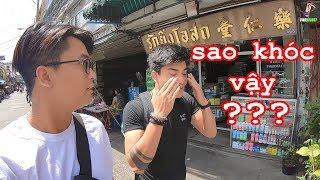 THAILAND TRIP P2:Lạc Lối Ở Sân Bay Thailand & Ăn Sáng Tại Nhà Kitz900