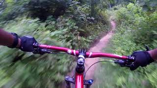 Third FatBike Ride 8-28-17  Fast