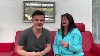 Leben mit Tourette   Video mit Jans Mutter!