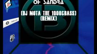 Basshunter - Oh Sandra (DJ Mota The 1000&Bass Remix)