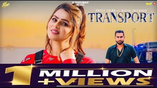 Transport Lyrics   Preet Thind, Geeta Zaildar
