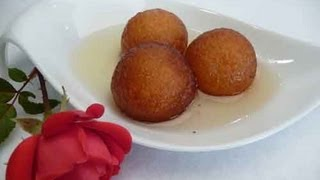 Gluten Free Gulab Jamun | Show Me The Curry Dessert Recipe
