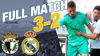 MATCH STREAM | Burgos vs Real Madrid Castilla