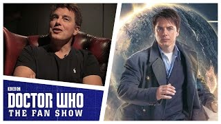 John Barrowman Talks Captain Jack | Doctor Who: The Fan Show
