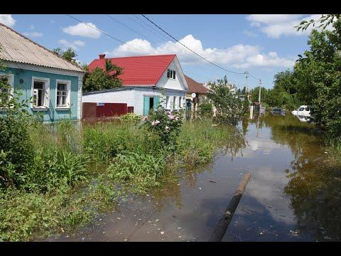 Как на «Титанике»: жители затопленного переулка рассказали, как спасали вещи и животных