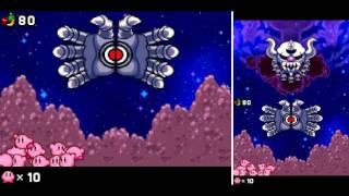 Kirby:  Mass Attack - Level 5:  Necro Nebula