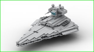 Lego VICTORY Class STAR DESTROYER | STAR WARS