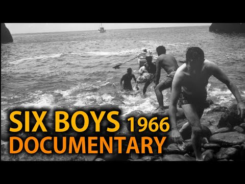 Six Tongan Castaways in Ata Island | OLD DOCUMENTARY CHANNEL 7